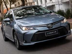 SUV do Corolla pode estar nos planos da Toyota