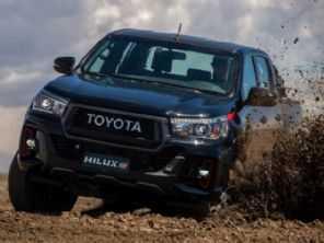 Toyota confirma Hilux V6 gasolina para o mercado brasileiro