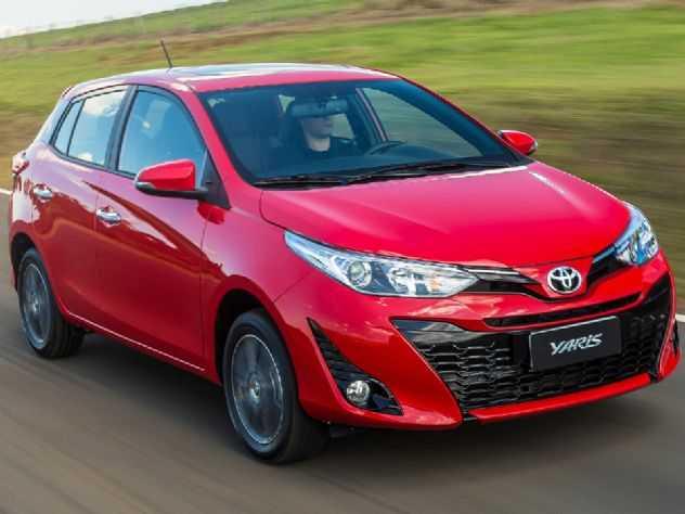 Yaris com motor 1.3 segue em linha, garante Toyota