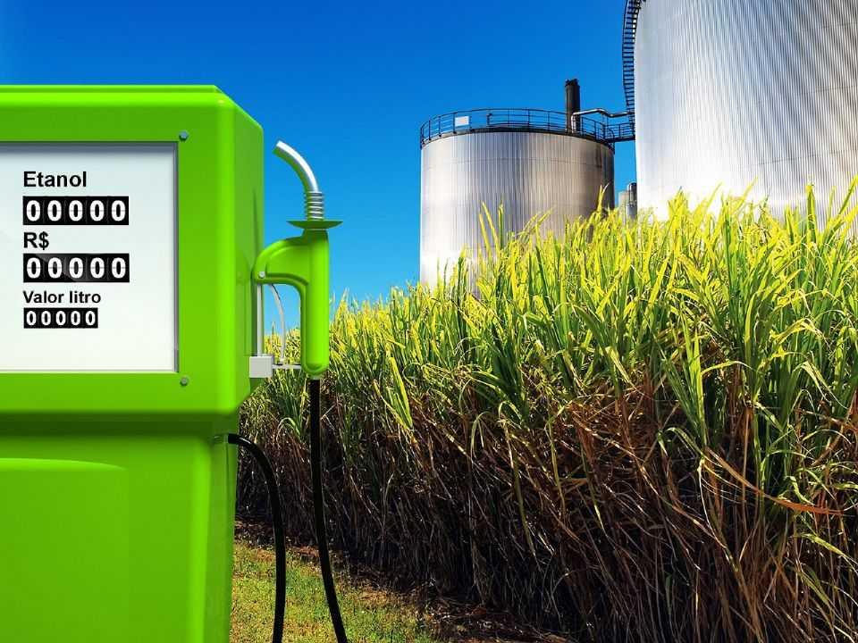 Etanol: alternativa bastante válida de combustível limpo no Brasil