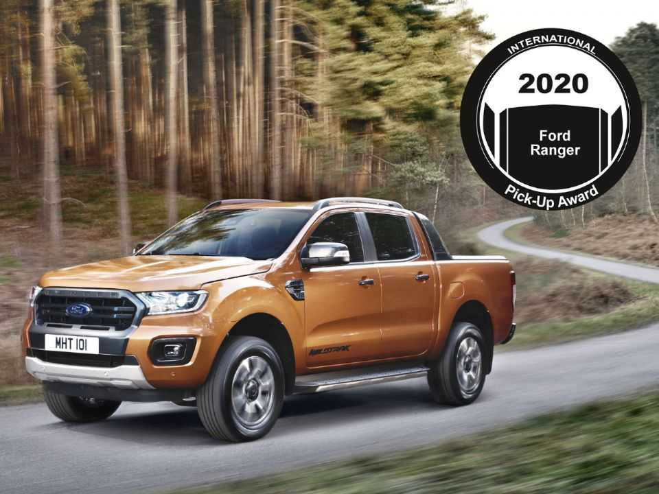 Ford Ranger: picape internacional do ano