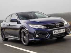 Honda Civic Sport Line 1.0 vira realidade no Reino Unido