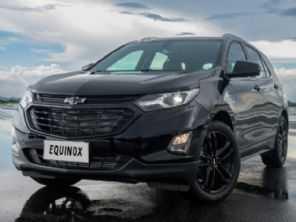 Avaliação rápida: Chevrolet Equinox Midnight 1.5 turbo 2020