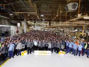 Fábrica de motores da Renault completa 20 anos no Brasil