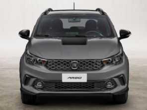 Fiat Argo passa Hyundai HB20 entre os mais vendidos