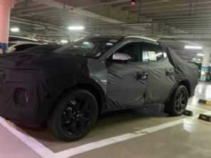 Com porte de Fiat Toro, Hyundai Santa Cruz não está prevista para o Brasil