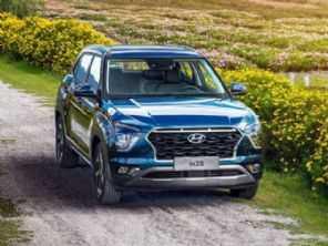 Polêmico, novo Hyundai Creta chega à Índia