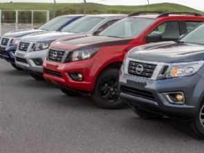 Qual versão da Nissan Frontier escolher?