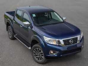 Nissan Frontier pode ganhar versão híbrida
