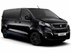 Peugeot Expert ganha versão esportiva na Inglaterra