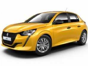 Novo Peugeot 208 terá aspecto bem simples em versão de entrada no Brasil