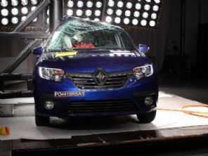 Latin NCAP: Sandero evolui, mas modelo produzido na Colômbia pode ser mais seguro que o brasileiro