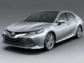 Toyota faz recall para uma unidade do Camry no Brasil