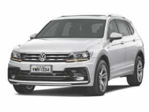 VW Tiguan Allspace estreia linha 2020 no Brasil com reforço em equipamentos