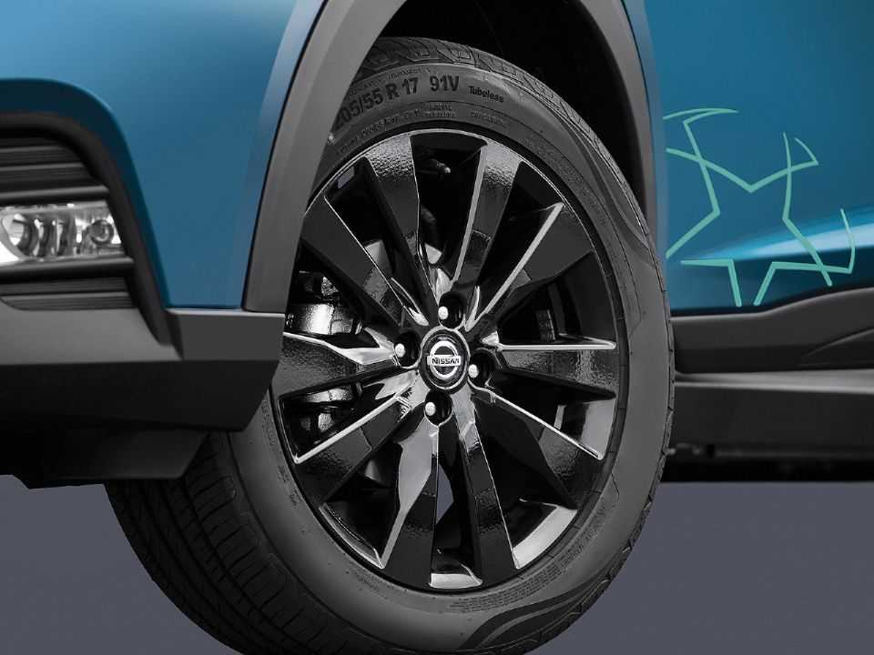 Acima a foto divulgada com o comunicado da Nissan