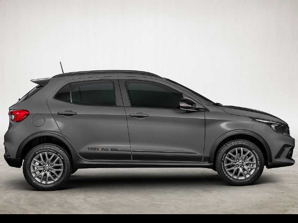 Fiat Argo 2020 - lateral