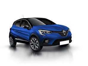 Nova geração do Renault Captur estreia neste ano na Europa
