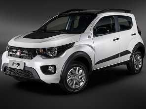 Fiat Mobi estreia o Pack Cross por R$ 950