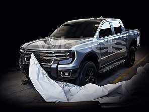 Será esta a nova geração da Ford Ranger?