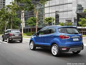 Avaliação rápida: Ford EcoSport Titanium 2020