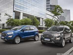 Sem Ford EcoSport brasileiro, argentinos receberão SUV da Turquia