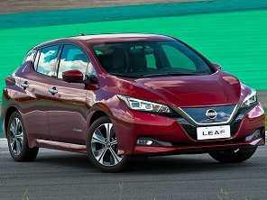 Nissan Leaf torna-se o carro elétrico mais vendido do mundo