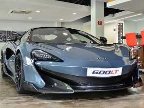 McLaren 600LT chega por mais de R$ 2,5 milhões
