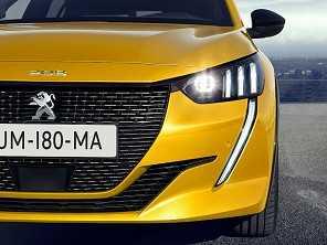Nova geração do Peugeot 208 já tem site oficial no Brasil