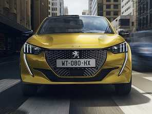 Novo Peugeot 208 é antecipado na Europa