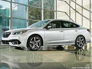 Sétima geração do Subaru Legacy estreia nos EUA