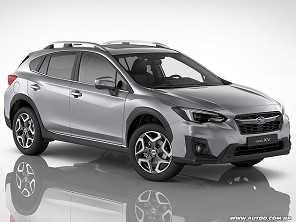 Avaliação rápida: Subaru XV 2019