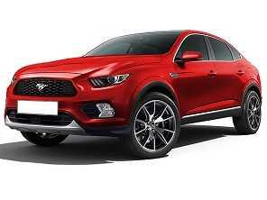 Elétrico, SUV do Ford Mustang terá cerca de 500 km de autonomia