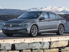VW Passat 2020 surge com novo visual e muita tecnologia
