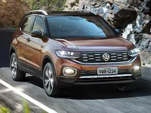 VW T-Cross quebra reinado da Jeep entre SUVs
