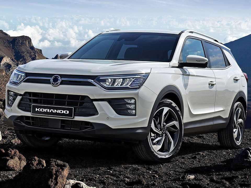 Nova geração do SsangYong Korando será revelada no Salão de Genebra 2019