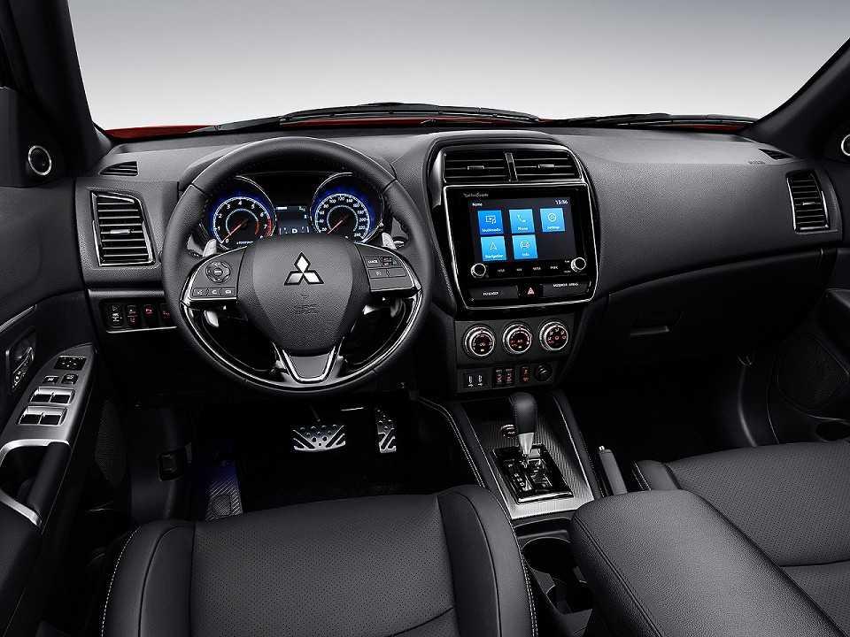 MitsubishiASX 2020 - painel