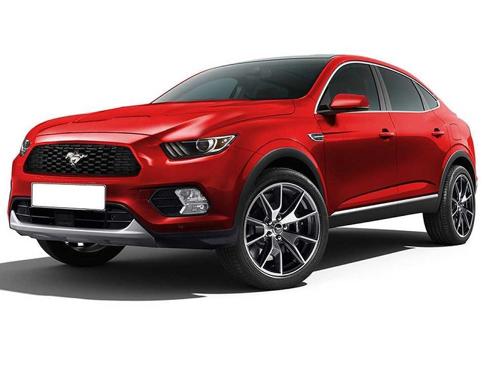 Projeção de Kleber Silva sobre o inédito SUV elétrico que a Ford prepara baseado no Mustang