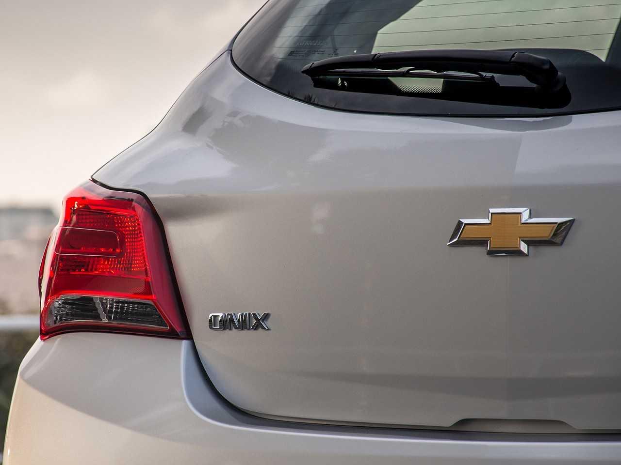ChevroletOnix 2019 - outros