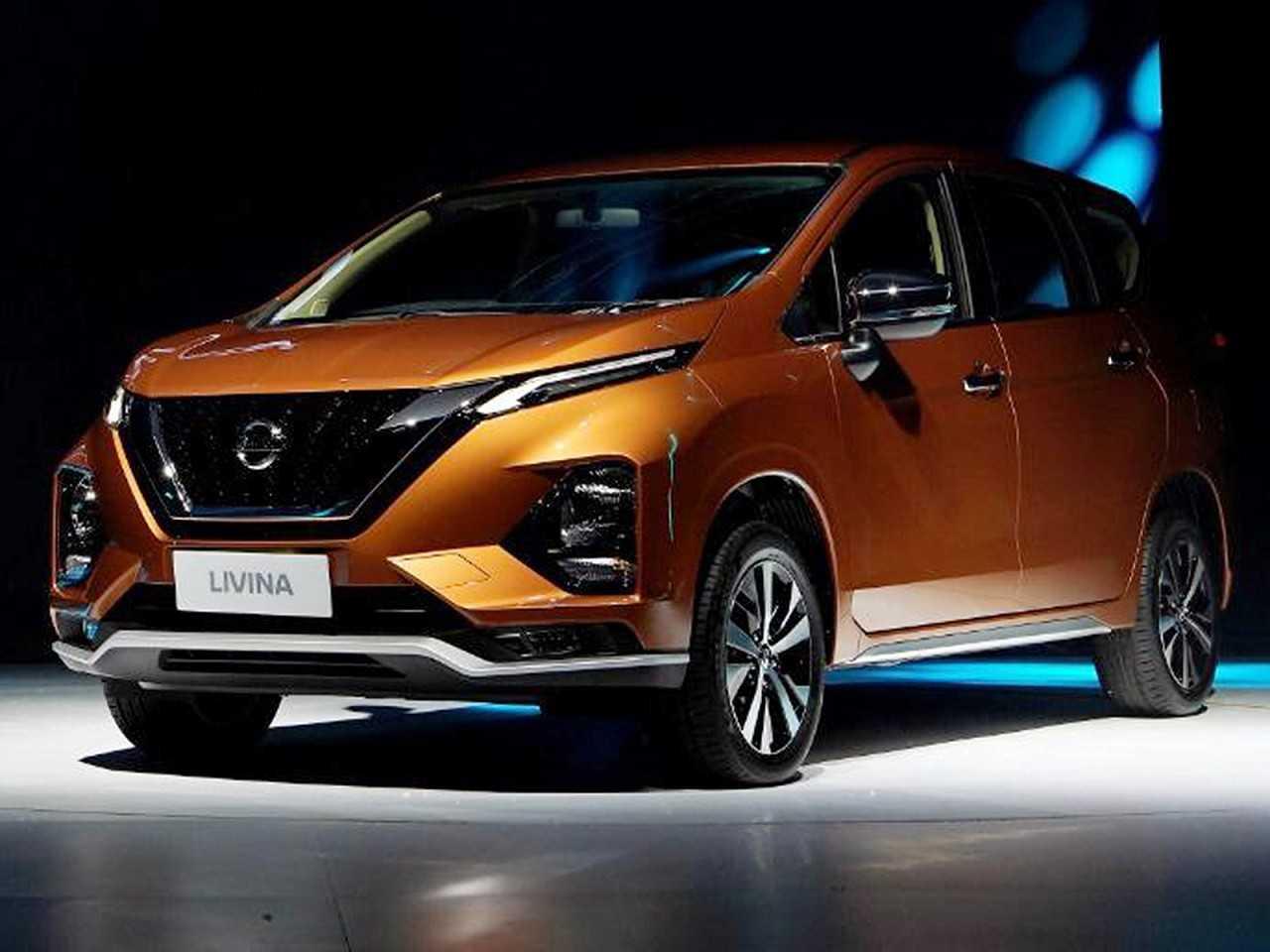 Nova geração do Nissan Livina revelada na Indonésia