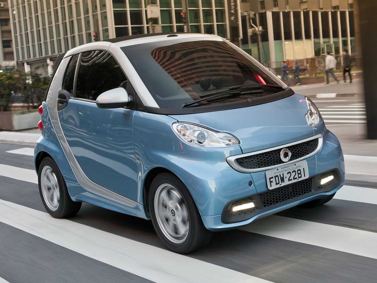 Smart ForTwo 2013 - ângulo frontal