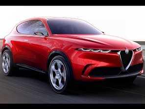 Tonale, o SUV elétrico da Alfa Romeo