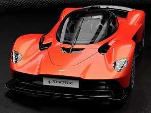 Aston Martin Valkyrie entregará 1.176 cv!