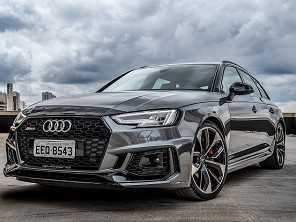 Audi RS 4 Avant: a perua de meio milhão de reais