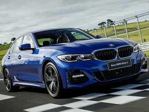 BMW inicia vendas do sedan 320i no Brasil
