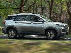 Lembra do Chevrolet Captiva? Modelo estreia nova geração na Ásia