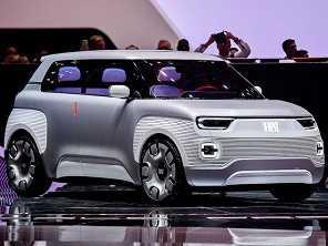 Amplamente configurável, Fiat cria o carro elétrico ''popular''