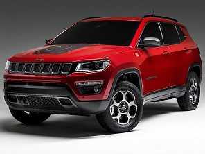Jeep Compass e Renegade estreiam versões híbridas na Europa