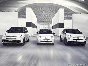 Fiat comemora 120 anos com séries especiais na Europa