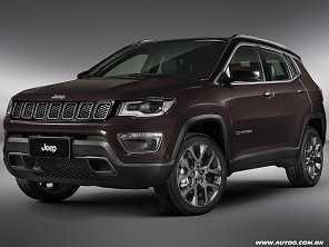 Com bom pacote de tecnologia, Jeep Compass S estreia por R$ 187.990