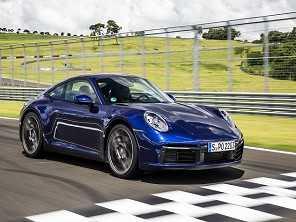 Porsche cresceu 113% no Brasil em 2020